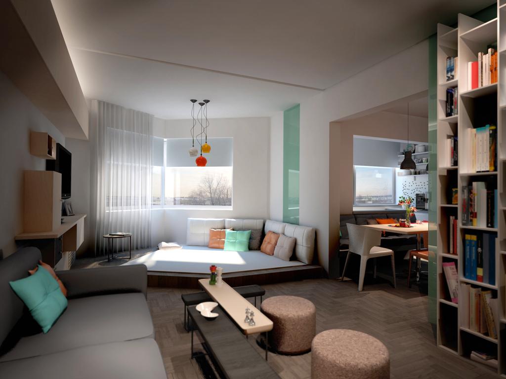 Квартира для писателя